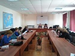 Круглый стол. Подведение итогов семинара в МОУ «Гимназия №5»