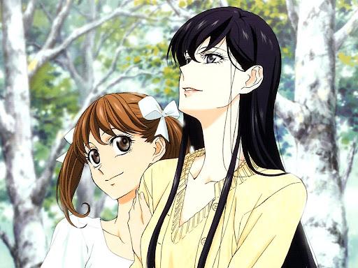 Marimite Maria-sama ga Miteru Yumi Fukuzawa Sachiko Ogasawara