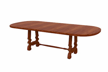 Arcadia Conference Table in Cascadia Cherry