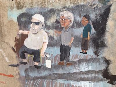 Mural Palestine