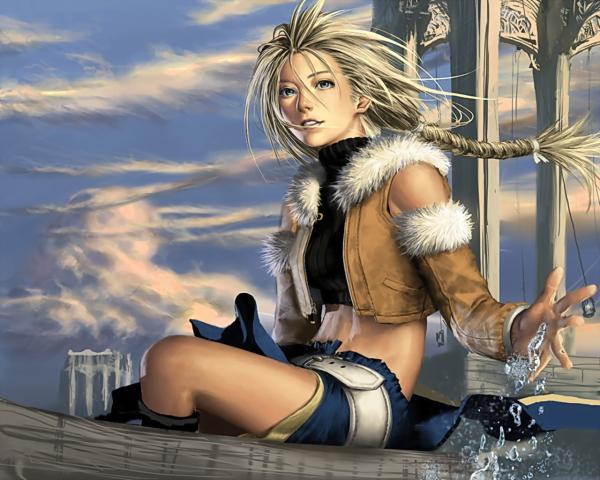 Pretty Magian Girl, Sorceress 3