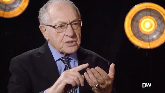 'Overplayed Their Hand': Dershowitz Rips Dems' Impeachment Effort