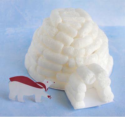 manualidades-iglu-playmais-fecula-patata-material-niños