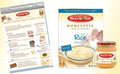 Free Beech Nut Baby Food Starter Kit on Facebook!