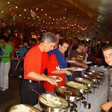Atledo 25 jaar diner buffet, 01-09-2007