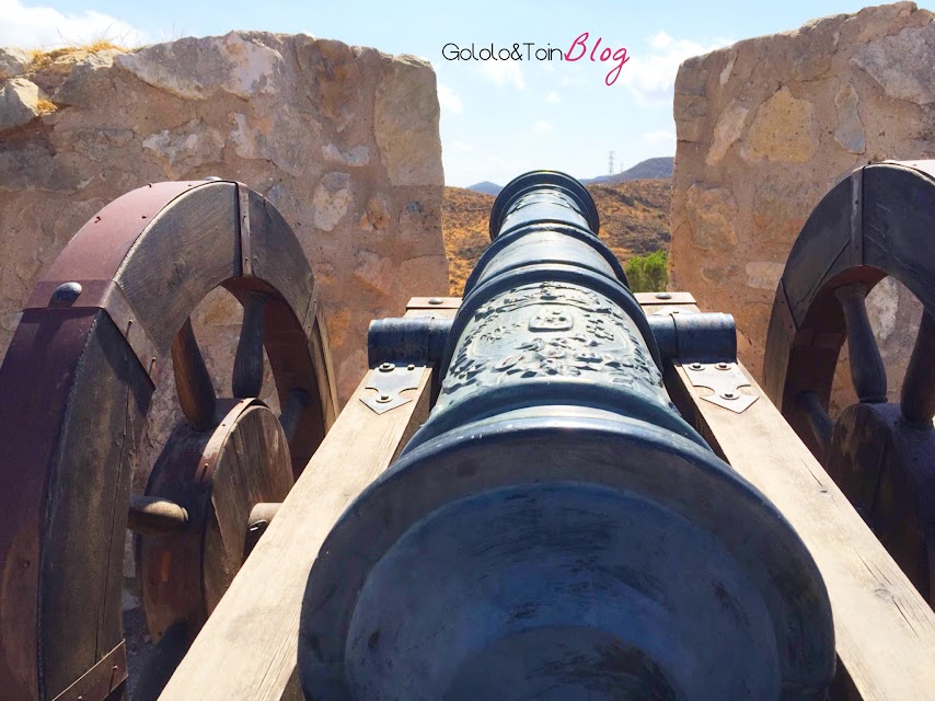 Lorca-murcia-españa-fortaleza-sol-castillos-cañón-defensa-medieval-excursiones-niños