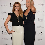OIC - ENTSIMAGES.COM - Stacey Solomon and Lady Victoria Hervey at the Stacey Solomon: Walk On By - book launch party London 18th February 2015  Photo Mobis Photos/OIC 0203 174 1069