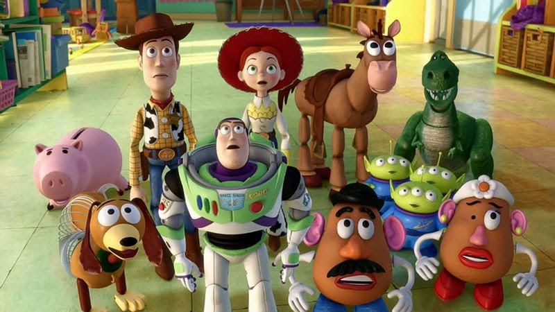 Random Zone: Toy Story 3, Film Animasi Terbaik dalam Oscar