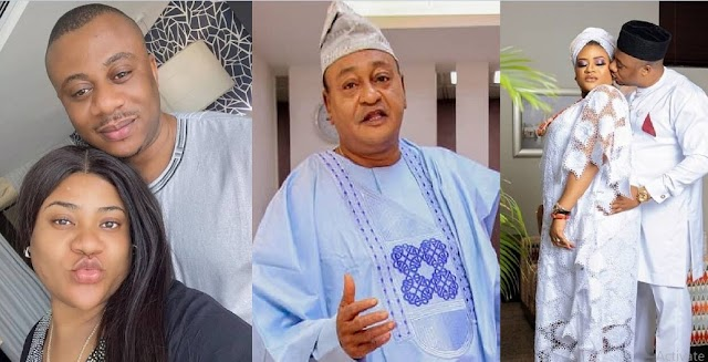Nkechi Blessing's politician boyfriends Set to Deal with Jide Kosoko over decision to frustrate her in Nollywood