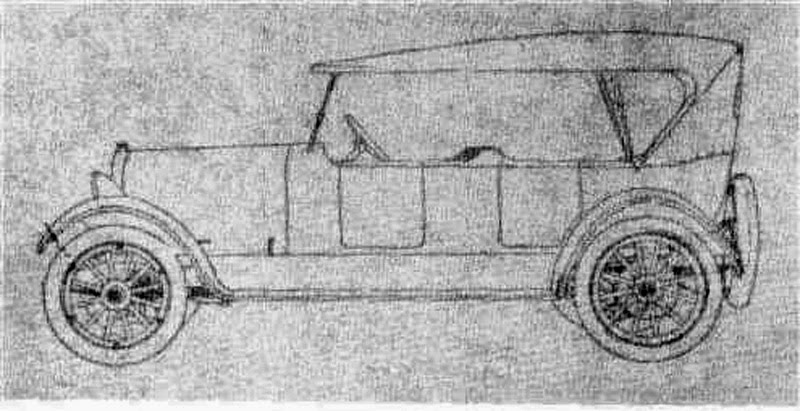Carter Steam Car