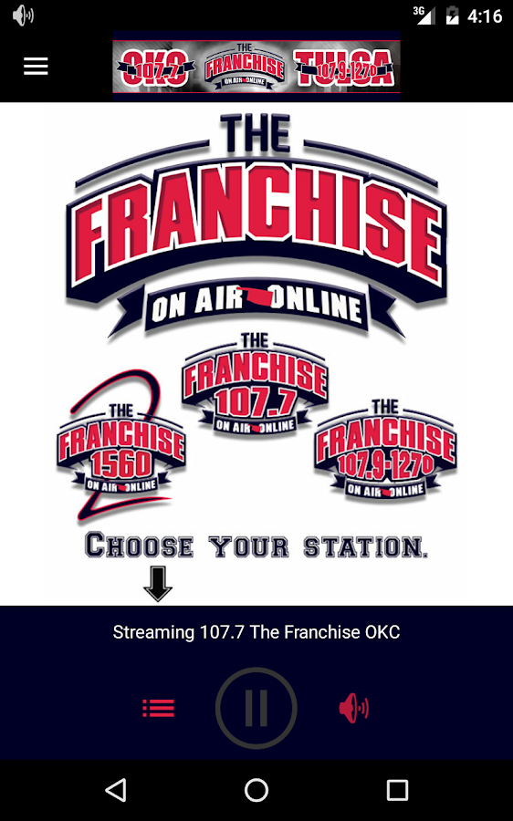 The Franchise- screenshot