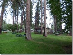 McCloud RV Resort, McCloud CA