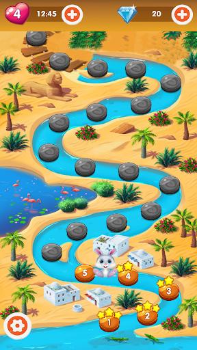Bunny & Fox Pop 2020 : Bubble Shooter android2mod screenshots 2