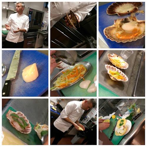 Gerry's Kitchen Martin Wishart The Honours Malmaison