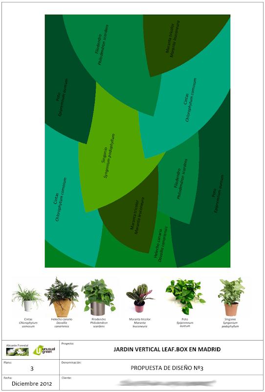 jardín vertical jardines verticales interior madrid baja demanda luz