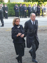 Photo: Prince Andreas and Princess Luise zu Hohenlohe-Langenburg