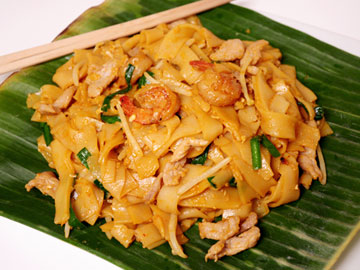 Char Kway Teow (Stir-Fried Ricecake Strips)