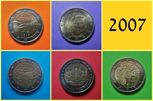 2007 2 Euros