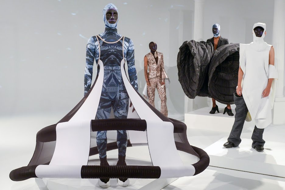 Risd Graduate Jamall Osterholm Is Among The Designers Competing On Project Runway This Spring News Risd