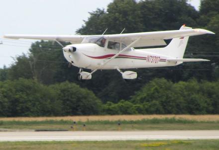 Πτώση μονοκινητήριου αεροσκάφους στην Ηλεία - Φόβοι για τραγική κατάληξη των δύο επιβαινόντων