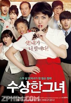 Ngoại Già Tuổi Đôi Mươi - Miss Granny (2014) Poster