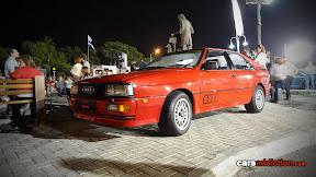 Audi Quattro - red