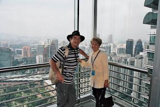 Photo: #005-Les tours Pétronas-Kuala Lumpur
