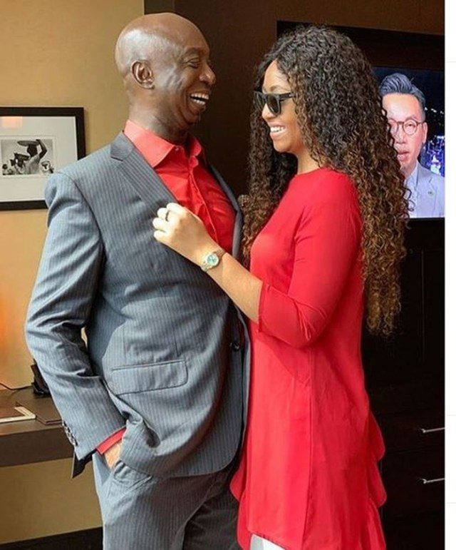 Hubby be giving me butterflies - Regina Daniels says as she shares chat between her and her husband, Ned Nwoko