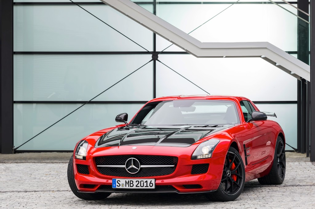 2015 Mercedes Benz SLS AMG GT Final Edition 6