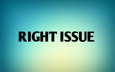 Right Issue of Shares - Meaning, Advantages, Provisions and