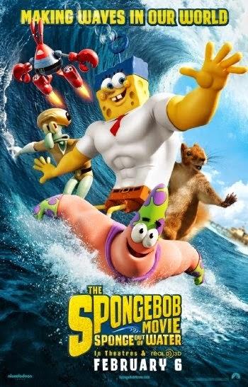 Người Hùng Lên Cạn - The Spongebob...