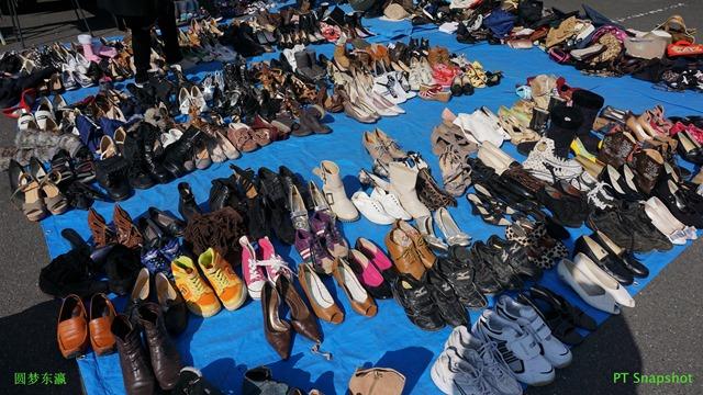 超多的女装鞋子1点300元