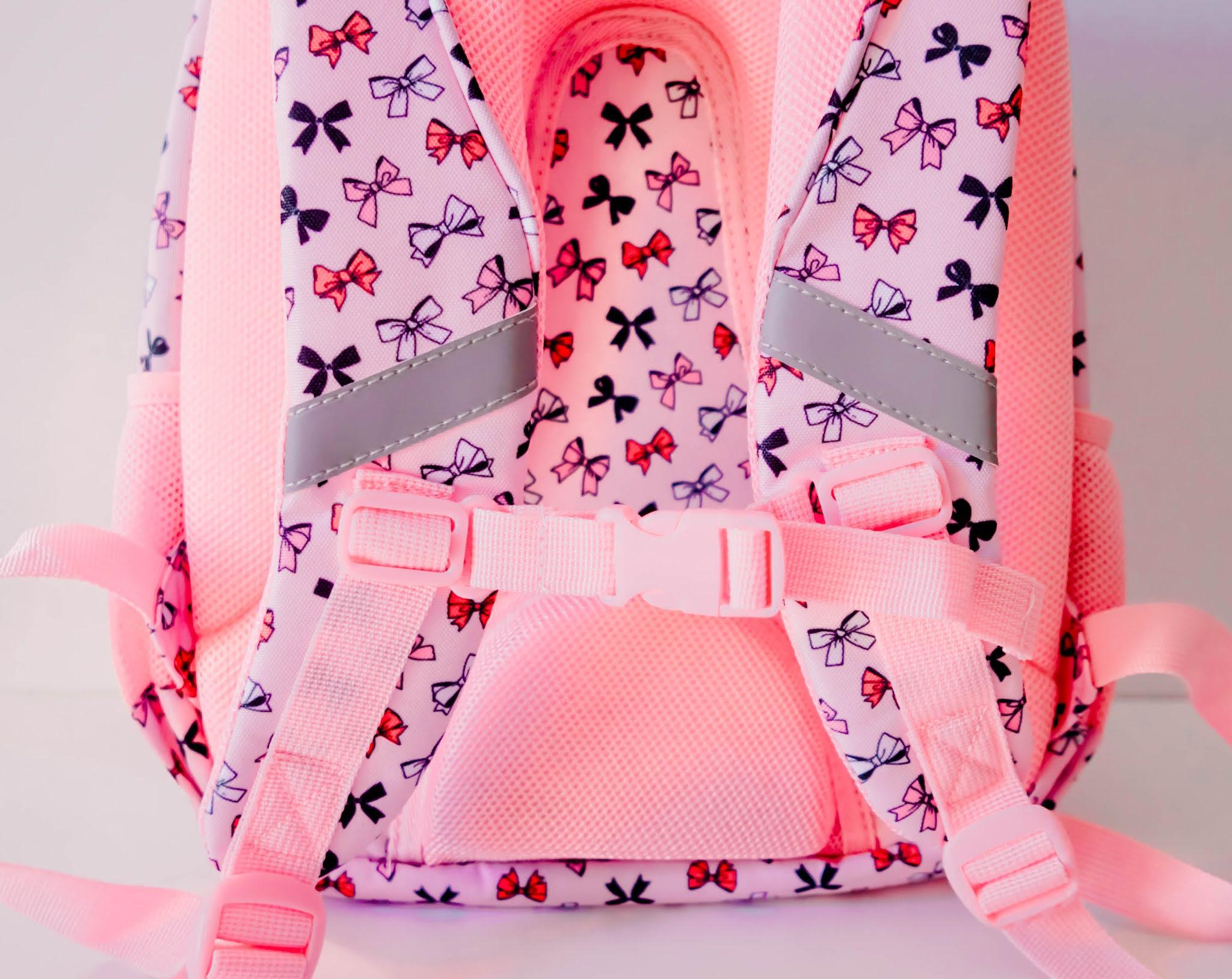 plecak z pasem piersiowym