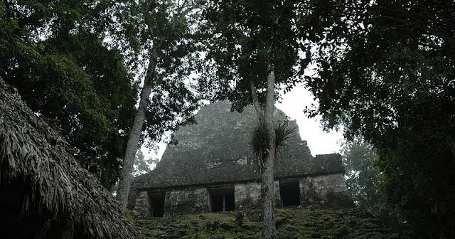 General-menmen: เมืองตีกัลเเห่งอารยธรรมมายา Tikal