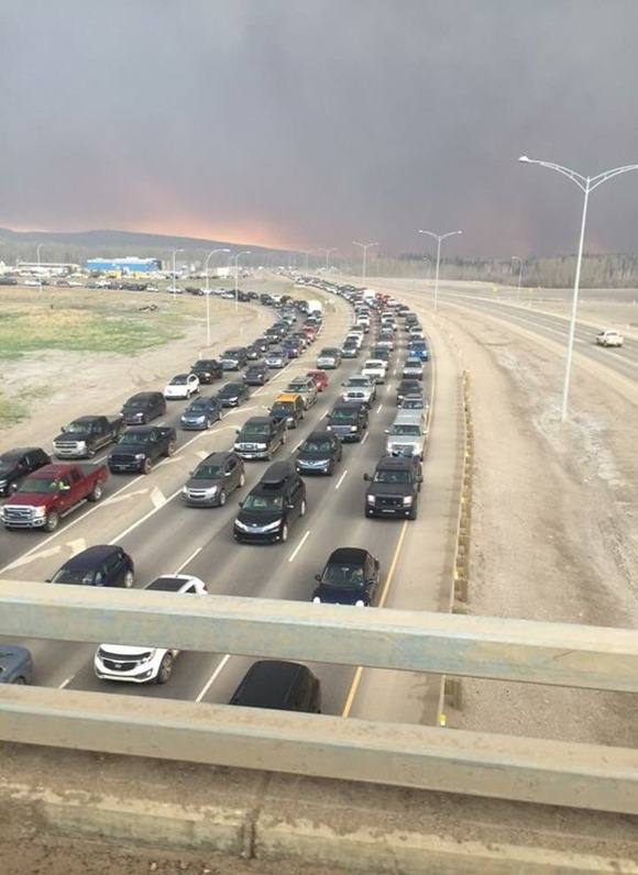 Ft.Mac evacuation