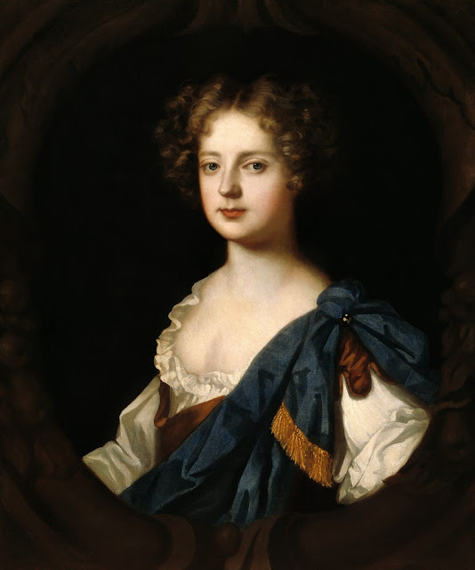 Peter Lely - Portrait of Nell Gwyn