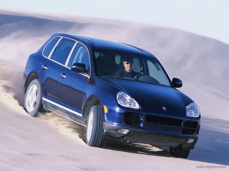 2006 Porsche Cayenne Suv Specifications Pictures Prices