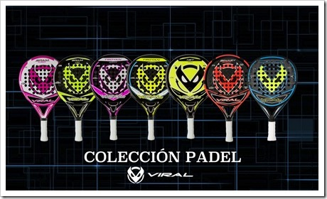 Colección Pádel VIRAL SPORT