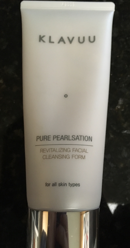 Klavuu Pure Pearlsation Revitalizing Cleansing Foam
