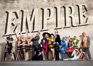 Empire Spiegelworld Circus Vaudeville Show
