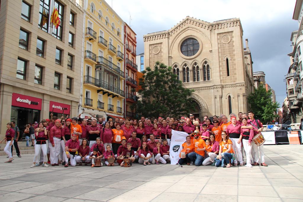 2a Festa Major dels Castellers de Lleida + Pilars Imparables contra la leucèmia de Lleida 18-06-201 - IMG_2091.JPG