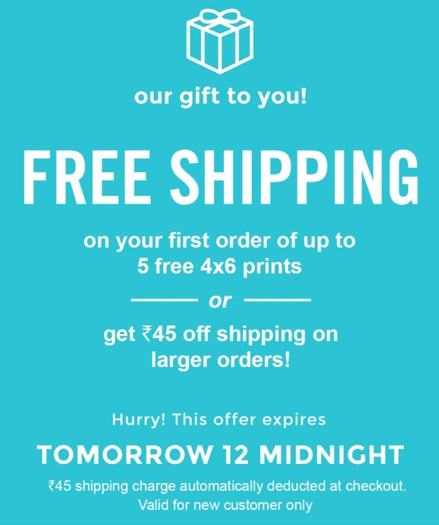 (Valid till Tomorrow) FreePrints App - Get Free Photo Prints (Proof)