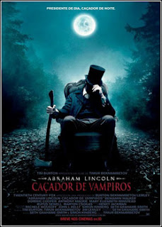 8 Download   Abraham Lincoln: Caçador de Vampiros   R5 AVI + RMVB Dublado