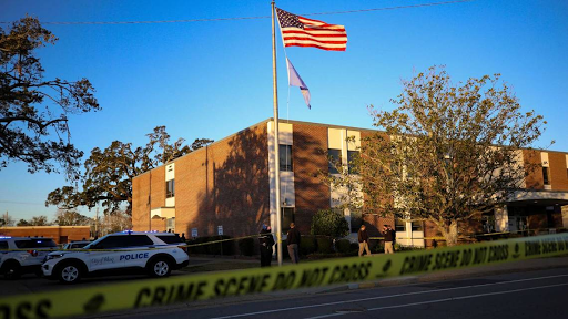 Harrison County deputy and Biloxi police officer fatally shoot man at courthouse