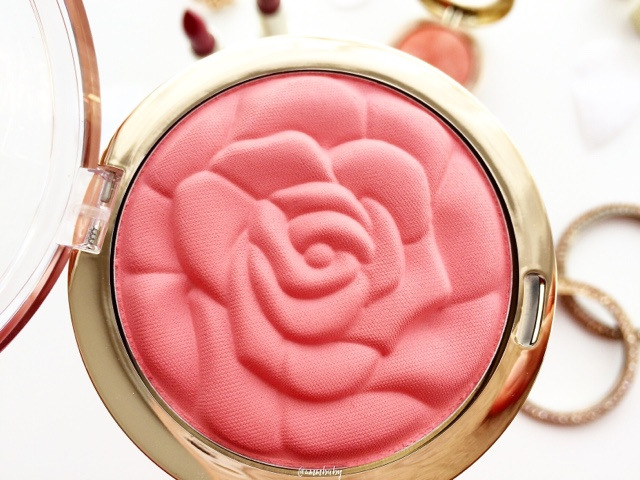 Best pink blush for indian medium skin nc40 milani tea rose