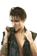 Ruby Rose Australia Actor