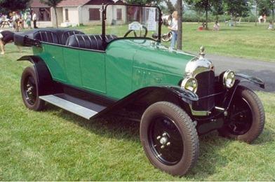 Citroen 1919 type A