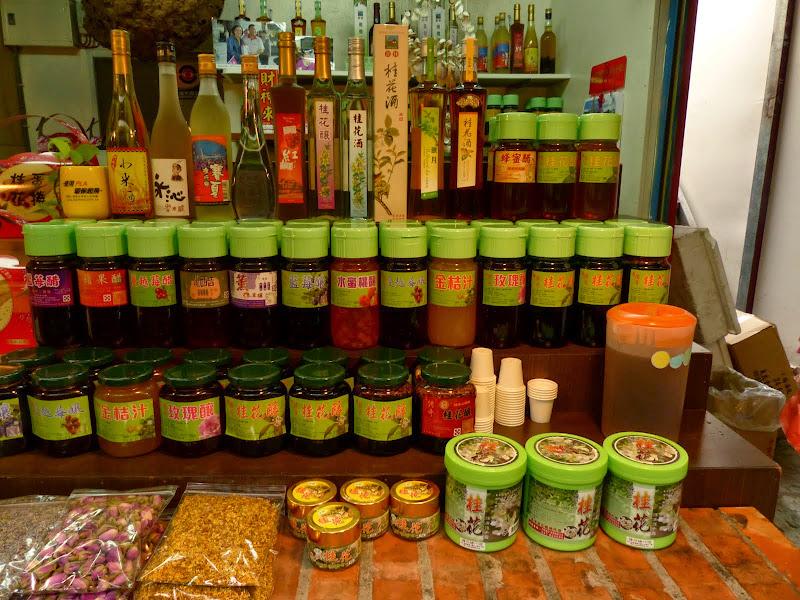 Miaoli county. Nanzhang puis Dahu la capitale de la fraise... - P1050146.JPG