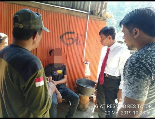 4 Bulan Buron, Polisi Berhasil Bekuk Pelaku Curanmor di Makale