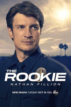 Baixar Série The Rookie 1ª Temporada (2018) Dublado Torrent Grátis